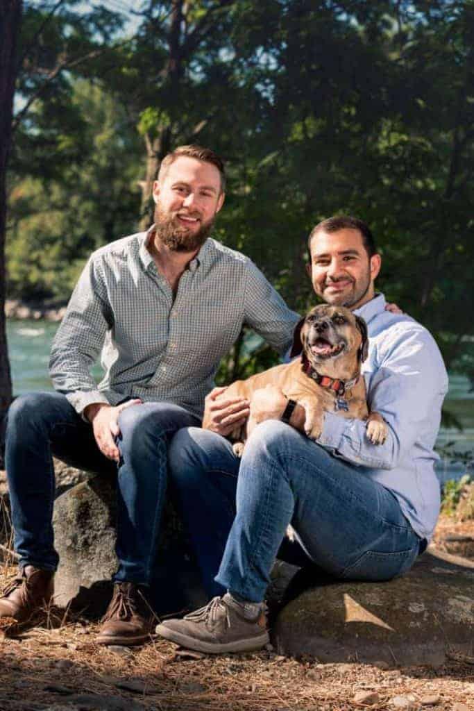 Family portrait with dog 687x1030 1