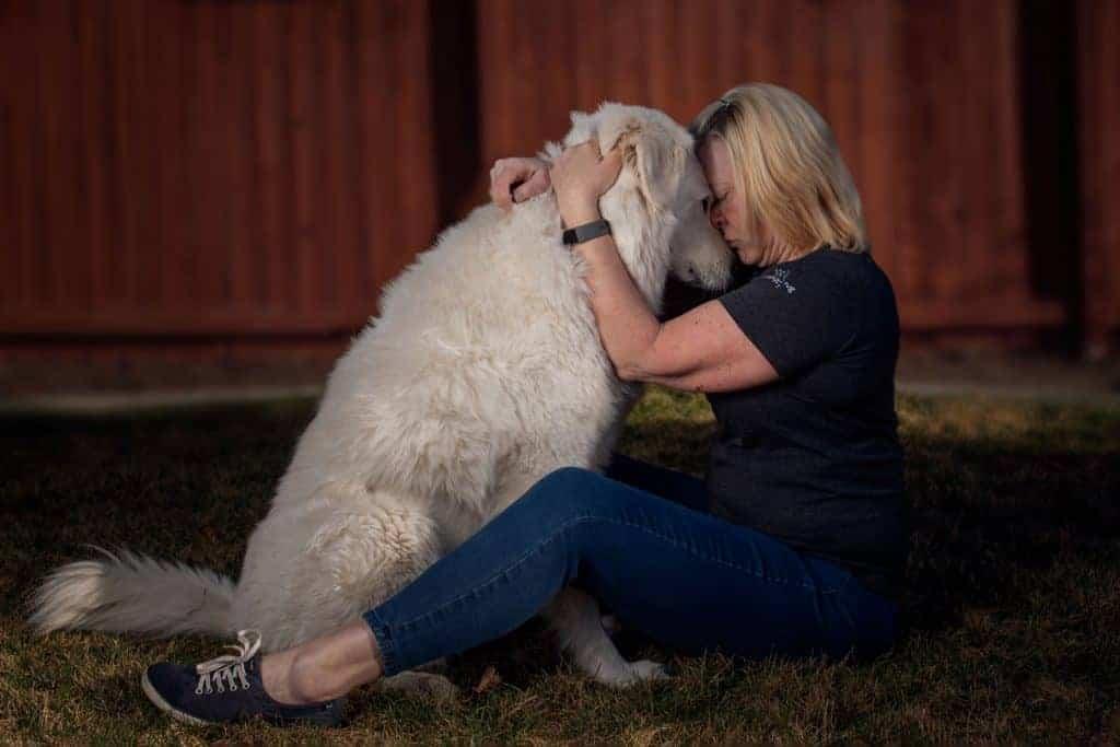 Bella and Angela, a Spokane dog photographer