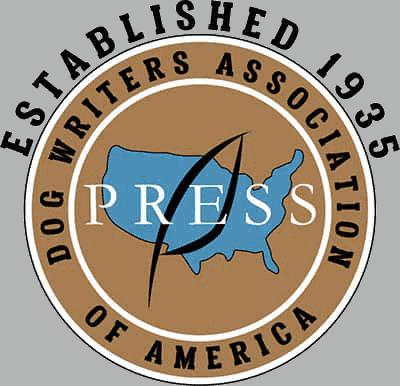 Dog Writers Association of America logo