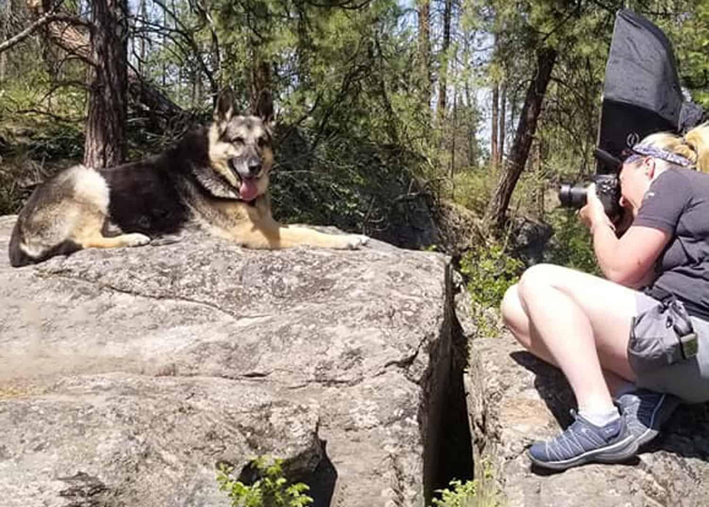 Me and Lobo